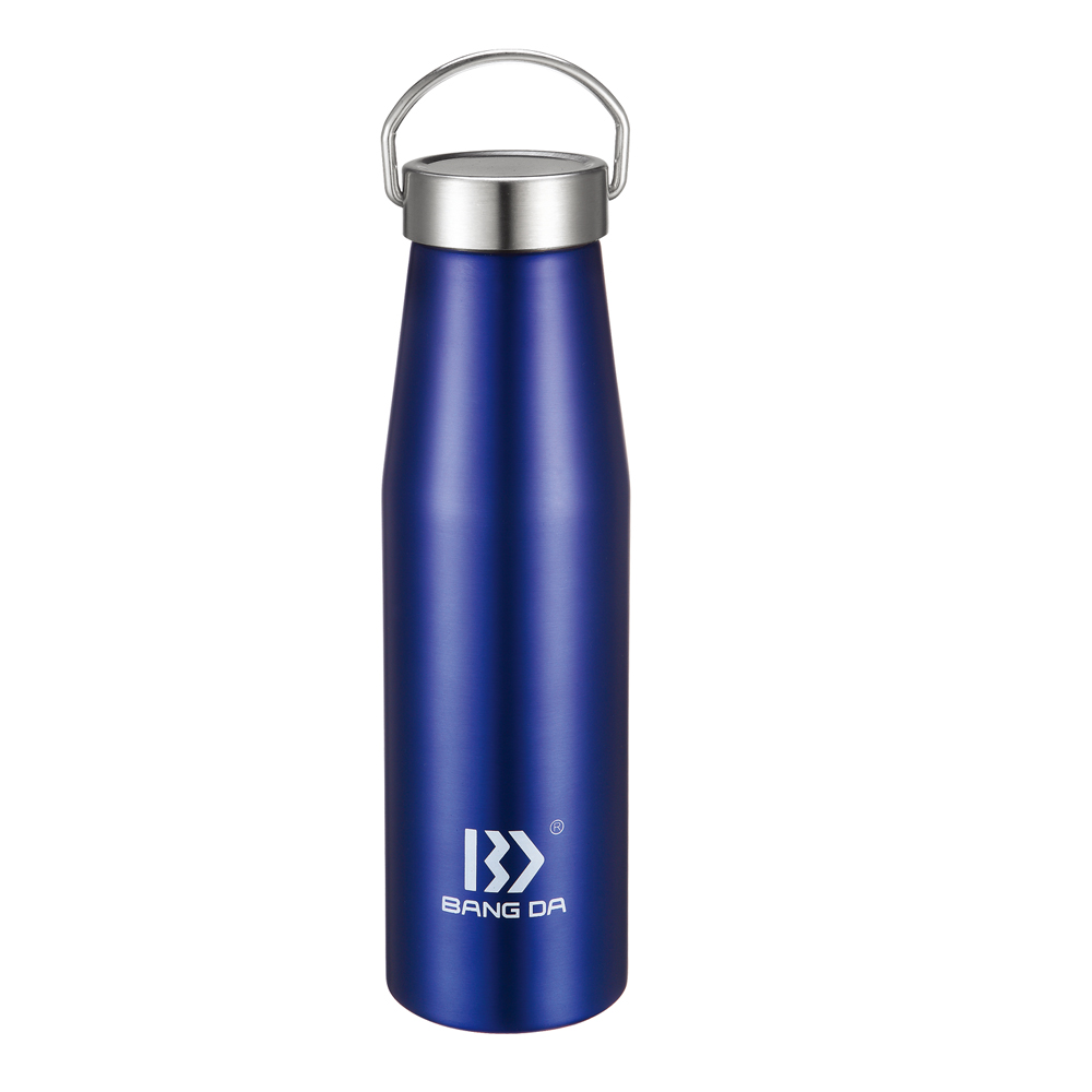 Vacuum Insulated Stainless Steel Sport Bottle