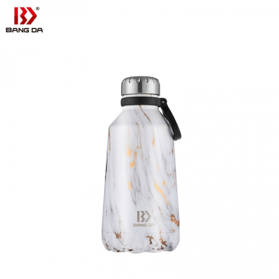 Vacuum sports bottle