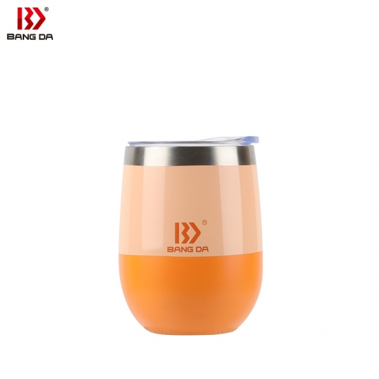 stainless steel wine tumbler vacuum flask
