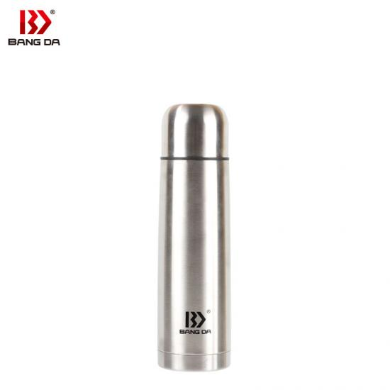 custom stainless steel vacuum water bottle