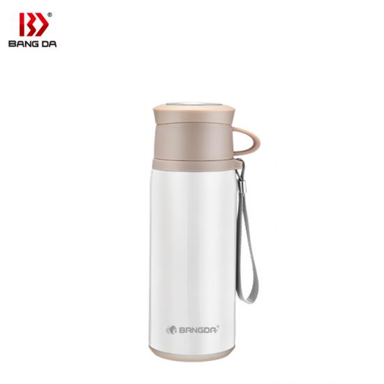 stainless steel leak proof double wall water bottle
